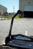 Tree Boom for Mini Skid Steers, Fits Toro, Ditch Witch, Vermeer, Boxer, Prowler