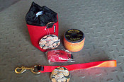 Arborist Throw Bag Kit,166' Throw Line,14 OZ Throw Bag,Mini Bag,&Chain Saw Strap