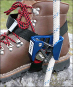 "Tree Climbers Foot Ascenders,CMI Foot Ascender,Aluminum Body,1/2""Capacity- Right"
