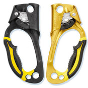 Tree Climbers Hand Ascenders, Petzl Ascension, Left Hand, Lightweight Aluminum (1)
