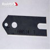 Bil Jax A-00534 Wear Pad Shim for Towable Bil Jax Boom Lifts,Factory OEM Parts