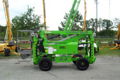 Nifty SD34T 40' Boom Lift, 4WD, Only 4100Lbs, Dual Power