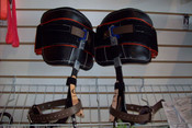 Tree Climbing Spurs-Spike Set w/Hydra Cool Velcro Pads, Wicks Sweat,Long Gaffs