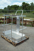 Bil Jax A000450 Platform Basket, Includes Floor, New Fits 3632T, 3522A, 4527A, 5533A Towable Lifts