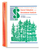 Forest Valuation and Investment Analysis,Ideal For Forestry Education Programs