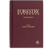 "Forestry Handbook, ""One-Volume Library"" For The Working Forester"