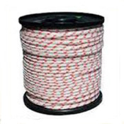 "Chain Saw Starter Rope,#5 5/32"" x 200', Fits All Large Chain Saws,200' Roll"