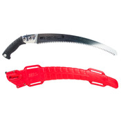 "Tree Climbers ARS Professional Pruning Saw W/Scabbard, 16.5"" Blade, Made In Japan"