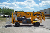 51' Bil-Jax 45XA Boom Lift, 4 Wheel Drive, Dual Power, Kubota Diesel