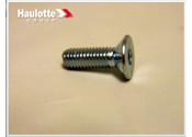 Biljax Haulotte Nut-Lock- M6-Gr 8-Hex-Nylon Insert-Zinc Plate Fastenal #1140155 Part #0096-0039