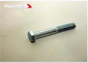 Biljax Haulotte Screw- Hhcs- M6 X 40mm-gr8.8 Part Number 0096-0052