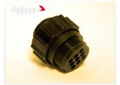 Biljax Haulotte Plug-socket-9 Contact Part # B01-09-0086
