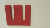 Nifty Lift Part Number P10756 Plate - (Wear Pad 8MM Thick)
