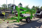 Nifty TM50 Towable Lift, 56' Height, Hydraulic Wheel Drive, Diesel Powered