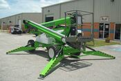 "Nifty SD50 Boom Lift, 56"" Work Height, Hybrid Dual Power, 4 Wheel Drive"