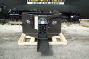 11075 Skid Steer Concrete Bucket w/Hydraulic Gate,3/4 Cu Yd Capacity,by Bradco FFC