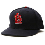 New Era St Louis Cardinals Fitted Wool Hat, 6 3/4