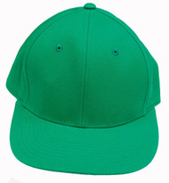 Green Snapback Adjustable Sports Hat Cap