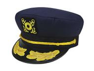 Top Headwear Nautical Captain Hat