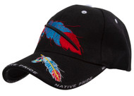 Native Pride Feather Dream Weave Structured Hat