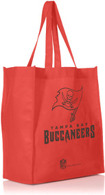New Eco Friendly Reduce Reuse Recycle NFL Tampa Bay Buccaneers Tote Bag