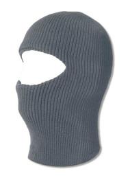 TopHeadwear One 1 Hole Ski Mask -Dark Grey