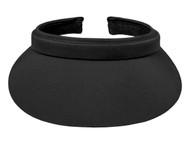 Nylon Small Clip Ons-Black