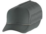 Top Headwear Rope Trucker Foam Mesh Hat - 12 Pack