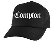 Gravity Threads Compton Old English Trucker Hat