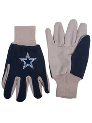 Embroidered Logo Sports Utility Gloves NFL, Dallas Cowboys