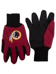 Embroidered Logo Sports Utility Gloves NFL, Washington Redskins