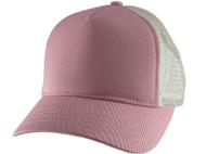 Top Headwear Adjustable Two-Tone Trucker Hat