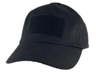 Top Headwear Blank Patch Adjustable Baseball Cap