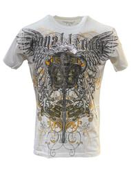 Konflic Men's Royal Legacy Fleur-de-lis T-Shirt