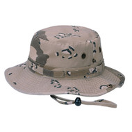 Washed Hunting Fishing Outdoor Hat-Desert