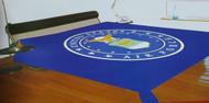 US Air Force Acrylic Mink Blend Blanket
