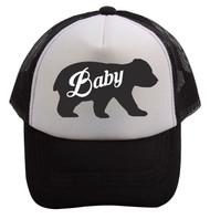 Gravity Trading Baby Bear Infant Adjustable Trucker Hat