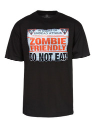 Men's Zombie Friendly T-Shirt