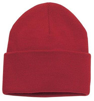 Knit Cap, Color: Athletic Red, CP90 Size: One Size