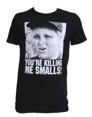 """Sandlot """"You're Killing Me Smalls!"""" Mens Short-Sleeve T-Shirt"""