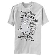 Grrr Grumpy Cat T-Shirt