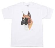 Boxer Print T Shirt