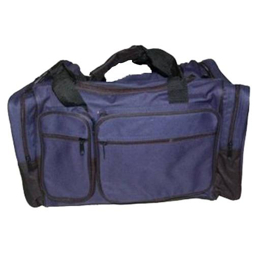 Delux Club Sports Bag- Navy