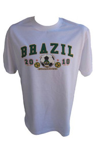 World Cup 2010 National Teams T Shirts - Brazil