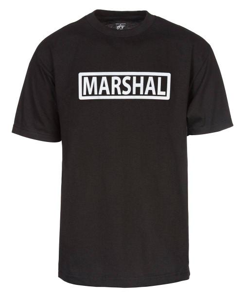 US Marshal Black Law Enforcement T-Shirt