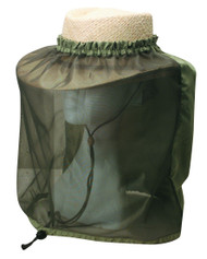Mosquito & Insect Hat Net by Dorfman Pacific