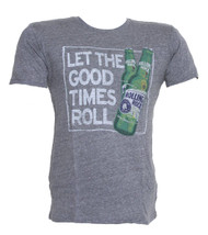 """Rolling Rock """"Let the Good Times Roll"""" T-Shirt"""