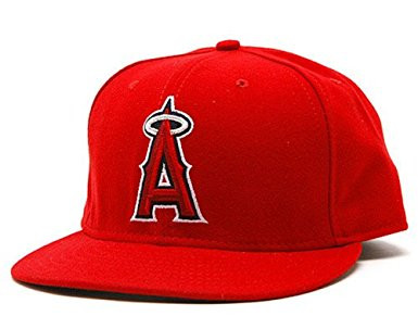Anaheim Angels NEW ERA Fitted Baseball Hat