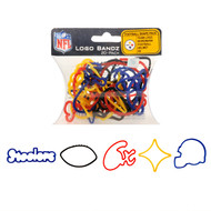 Forever Collectibles NFL Pittsburgh Steelers Logo Bandz