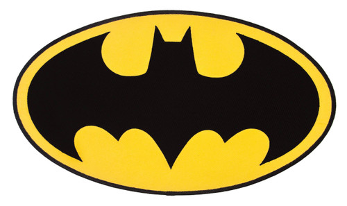 Application DC Comics Originals Batman Logo Back Patch